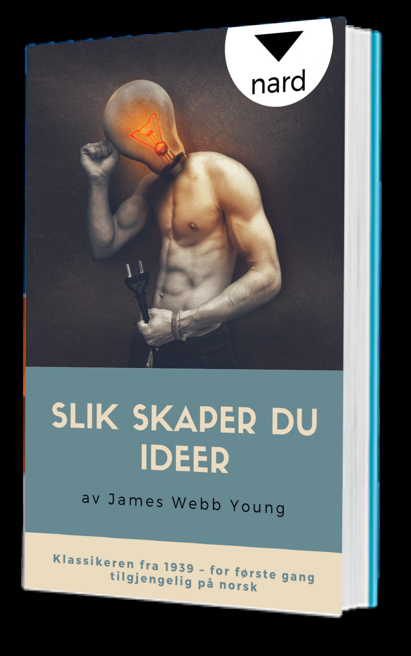 Cover_Slik skaper du ideer